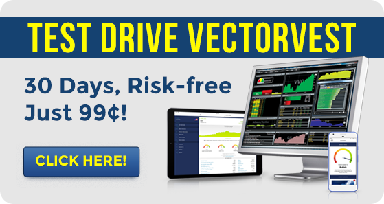 Try VectorVest for 30 Days for $0.99
