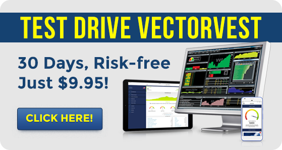 Try VectorVest for 30 Days for $9.95
